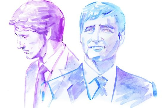 Who is the real Justin Trudeau? Two books paint vastly different pictures