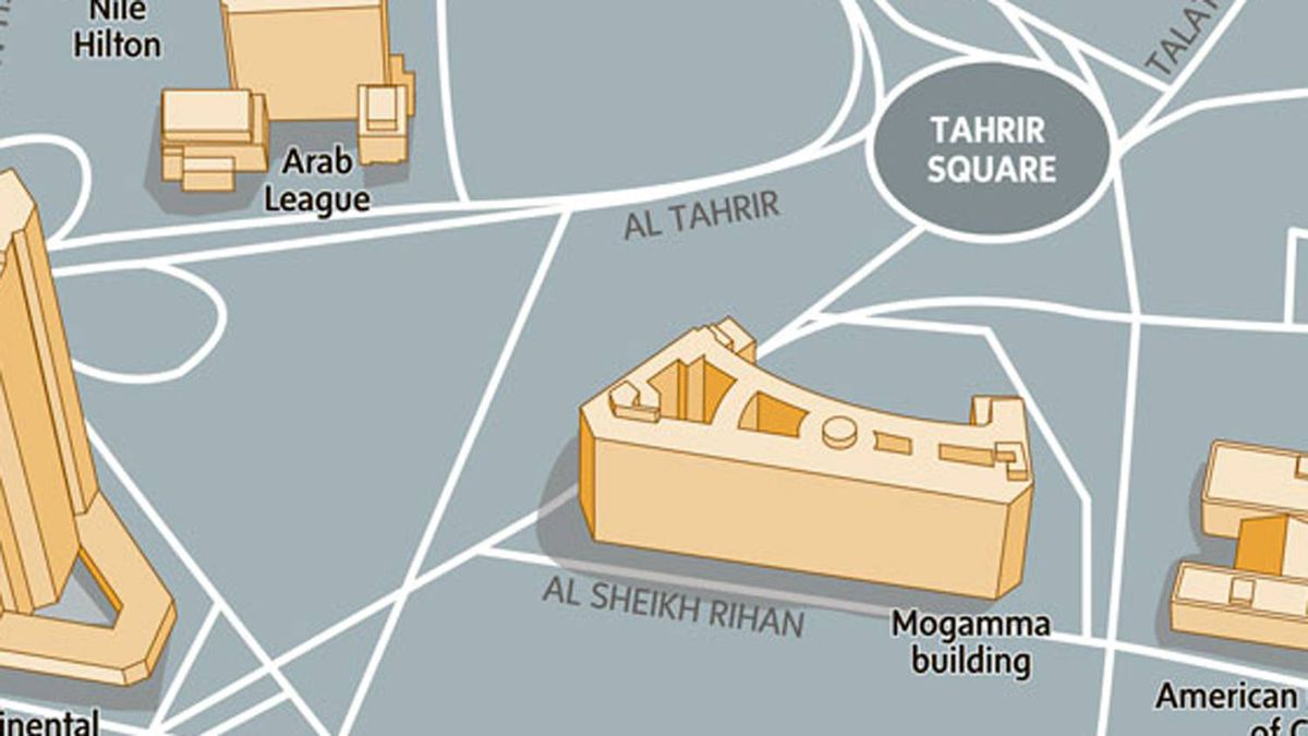 Where it\'s all happening: History of Tahrir Square - The Globe and Mail