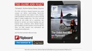 The Globe and Mail on Flipboard.