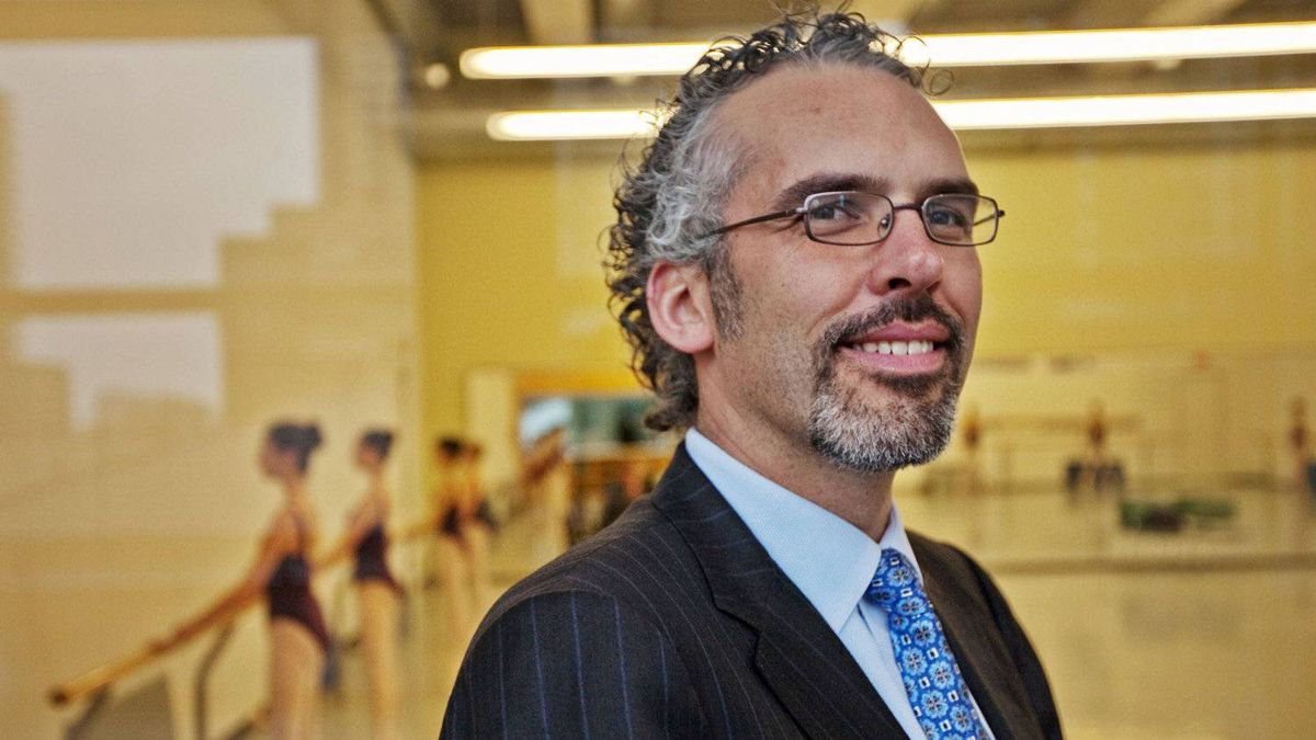 Jeff Melanson, executive director at Canada's National Ballet School, is leaving to take the reins at the Banff Centre.