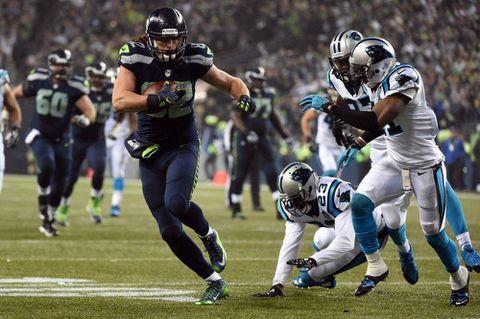Luke Willson proves himself as integral part of Seahawks' offence