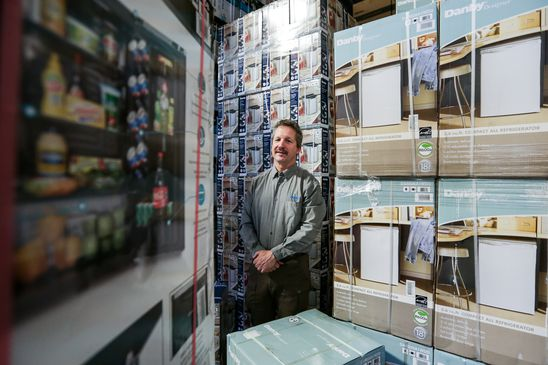 Report on Small Business Newsletter: Veteran entrepreneur Jim Estill's new venture, ShipperBee, may be his most ambitious