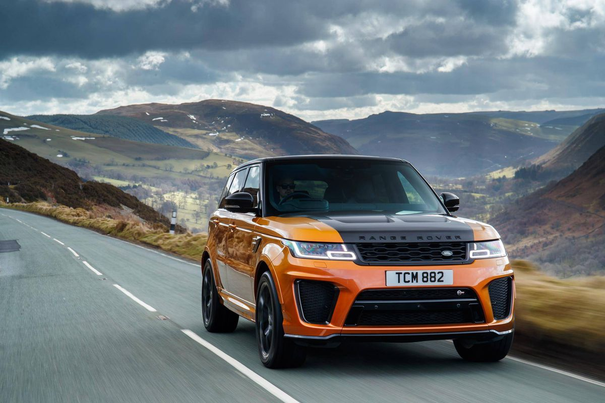 Range Rover Best Luxury Cars: Review: Range Rover Comes For The Luxury SUV Crown With
