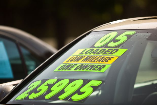 Is The Dealer Obliged To Disclose That A Used Car Came From A Rental