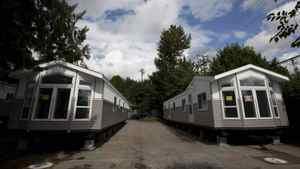 Prefabricated homes in B.C.