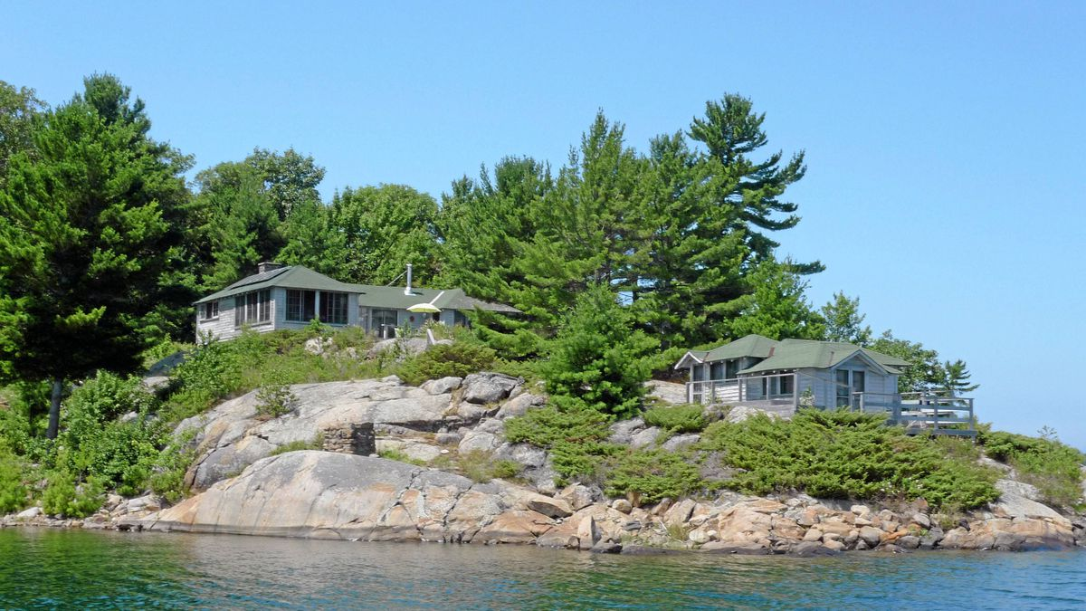 Tips for finding an island to rent in georgian bay ont for Georgian bay cabin rentals