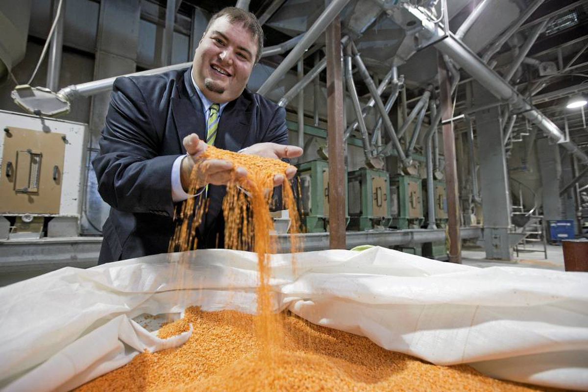 Murad Al-Katib, CEO of Regina-based Alliance Grain Traders, says his future lies in more packaging, canning, processing and branding of pulses.