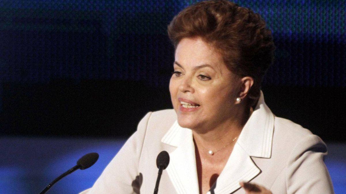 Dilma Rousseff, the Brazilian president