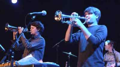 """The band """"Beirut"""" performs"""