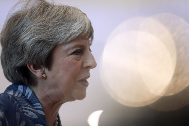 'Within our grasp': May says Brexit delay won't solve deal impasse