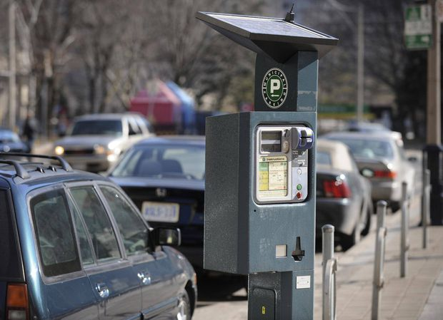 Feeding the parking meter a thing of the past | The Globe and Mail