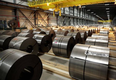 Even if exempted, Canada steel industry sees dumping risk