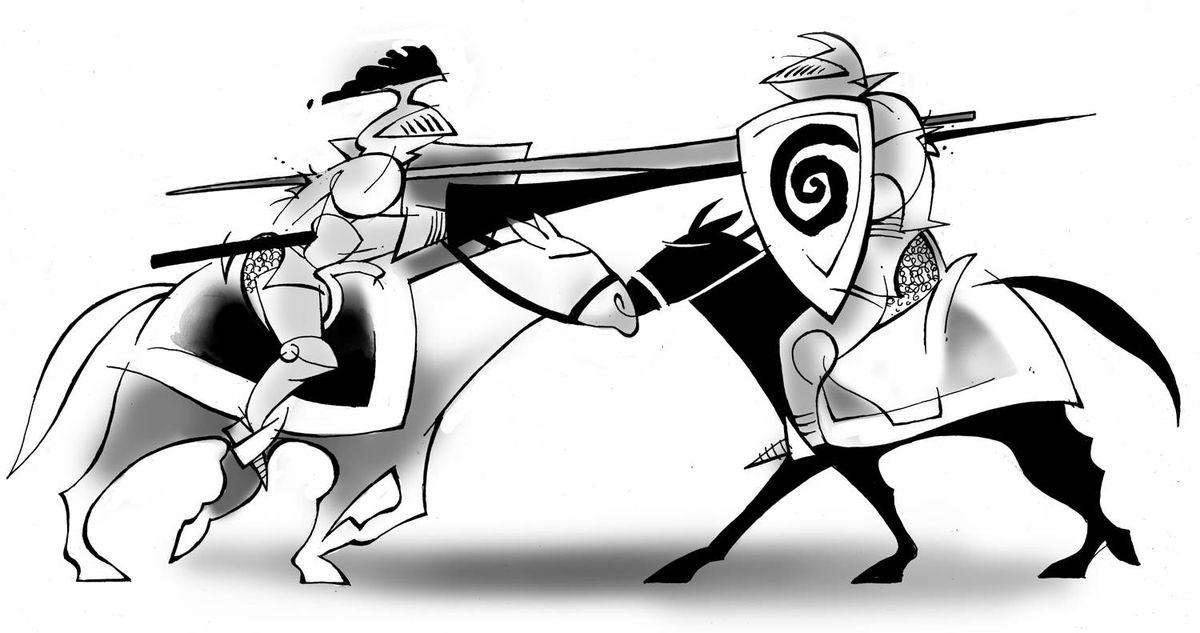 Illustration by Anthony Jenkins