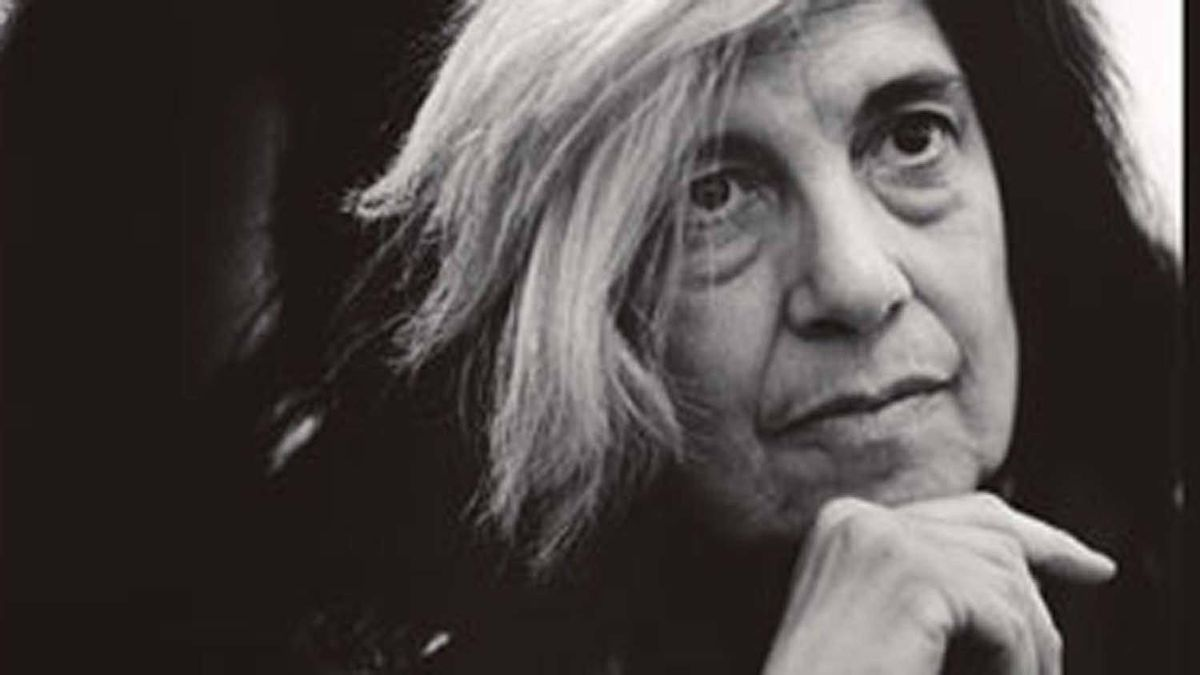 """Susan Sontag: """"The Emperor of All Maladies"""" was written as an answer to her book, """"Illness as Metaphor"""""""