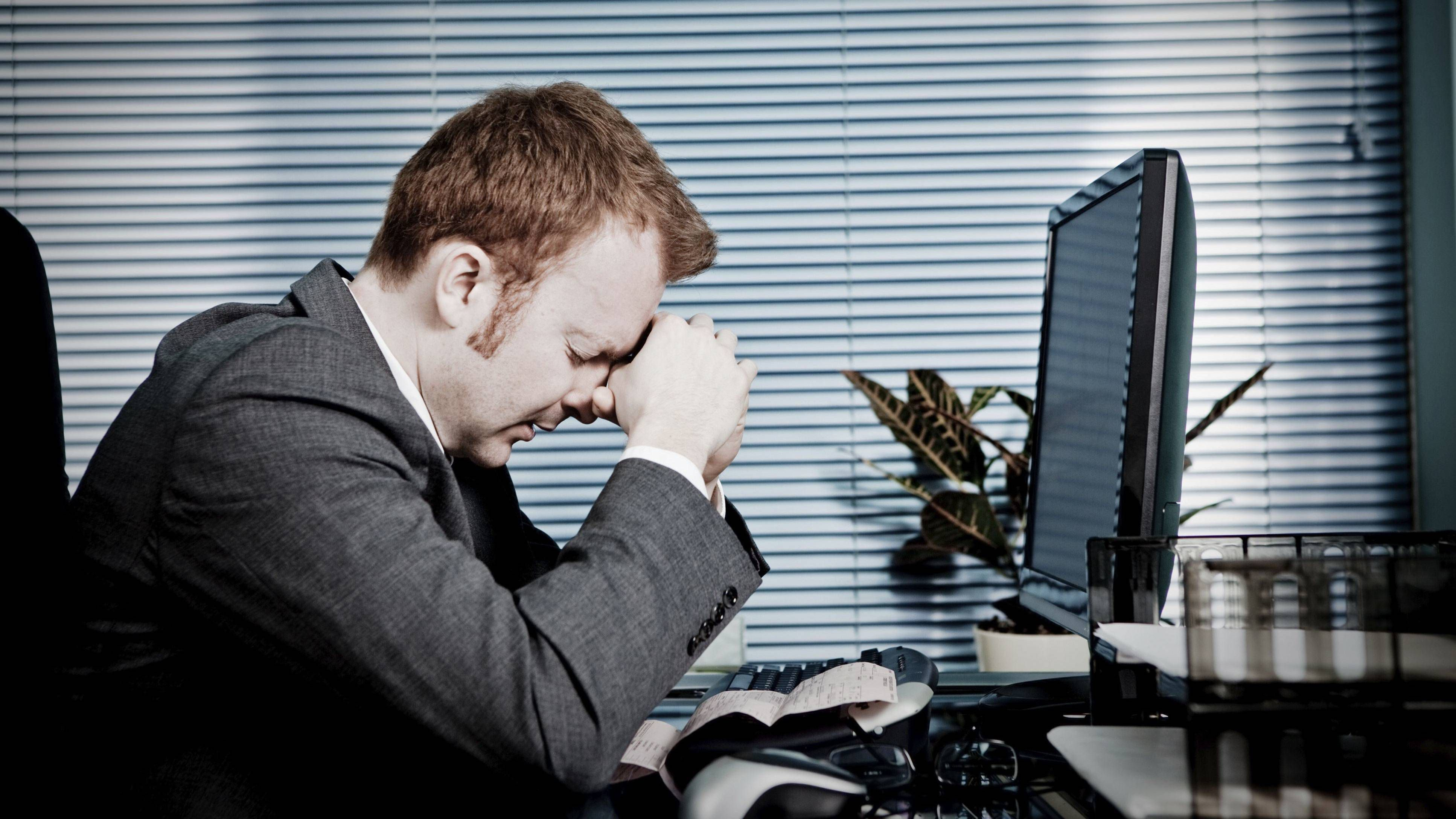 Online depression test may allow the reluctant to seek help - The