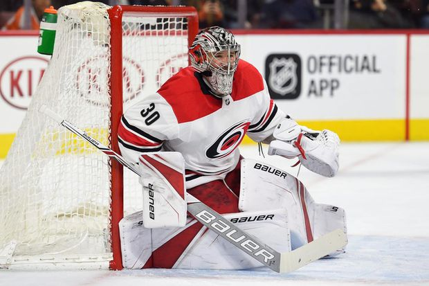 Cam Ward signs one-day contract to retire with Hurricanes