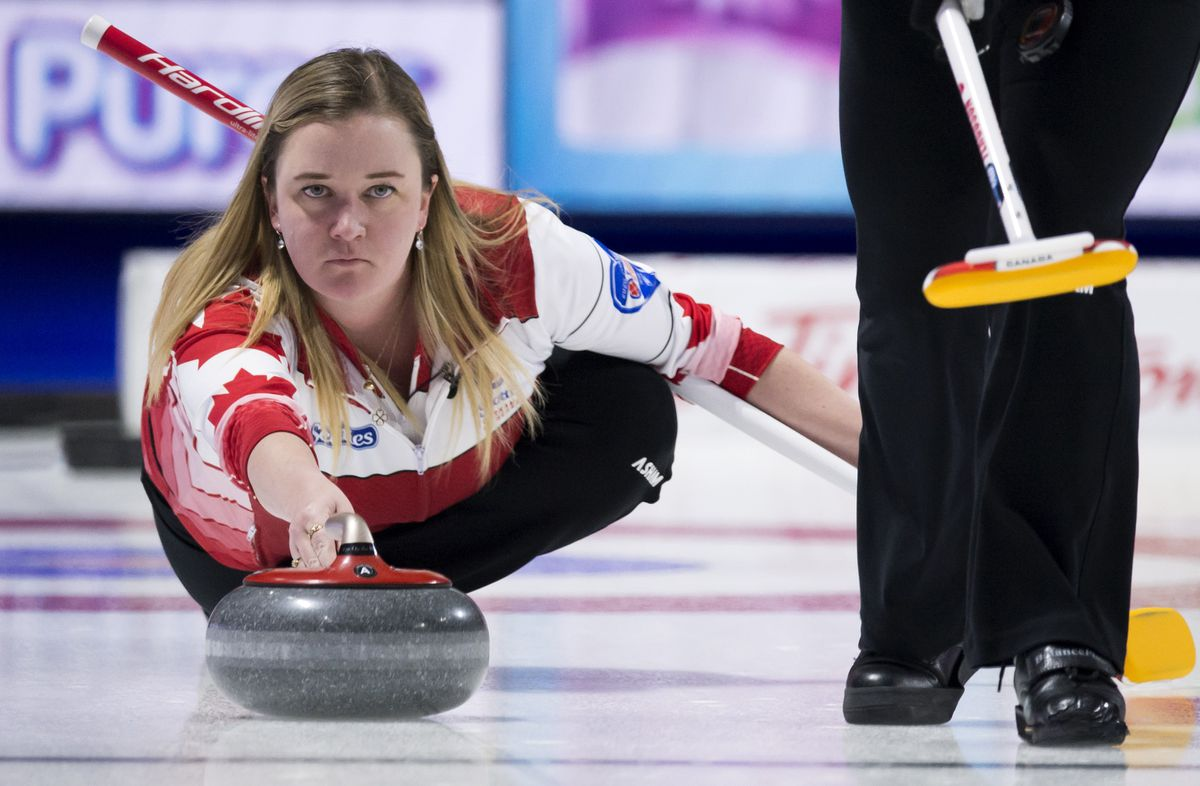 Upsets keep things tight at Scotties as Chelsea Carey tries to defend her title