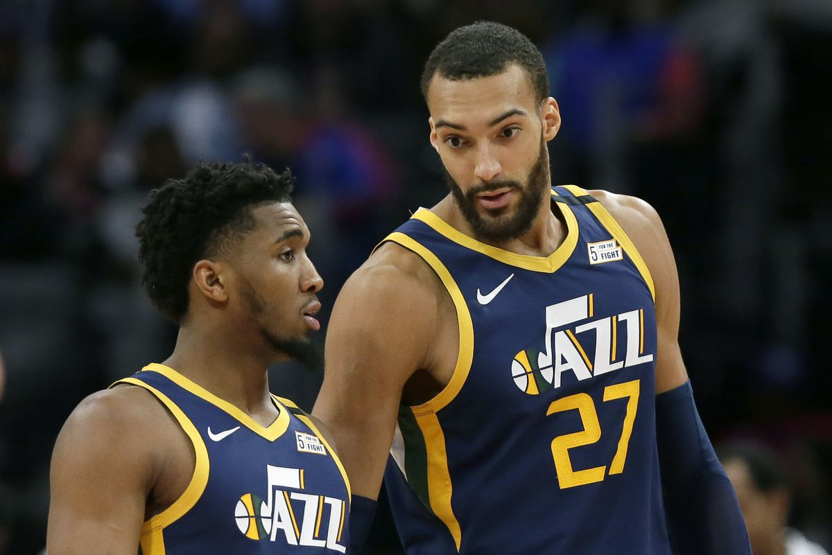 Jazz players Donovan Mitchell, Rudy Gobert test positive for coronavirus; Gobert apologizes for being 'careless' - The Globe and Mail