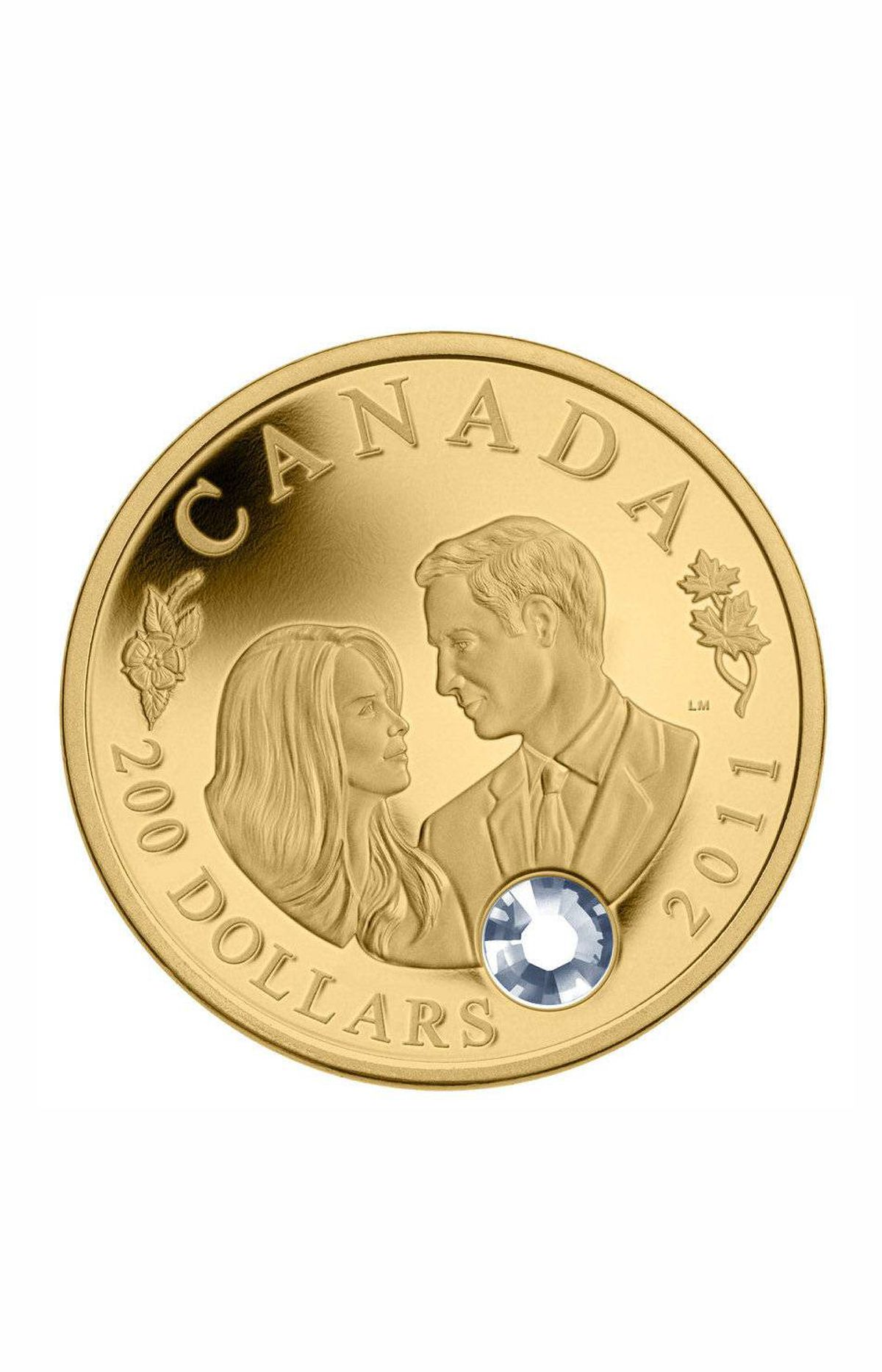But the Canadian $200 coin really missed the mark. Exactly who are those people supposed to be?