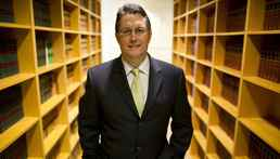 Vancouver lawyer Ron A. Skolrood of Lawson Lundell LLP.