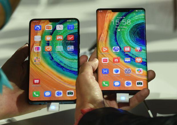 Huawei's third-quarter revenue jumps 27 per cent as smartphone sales surge