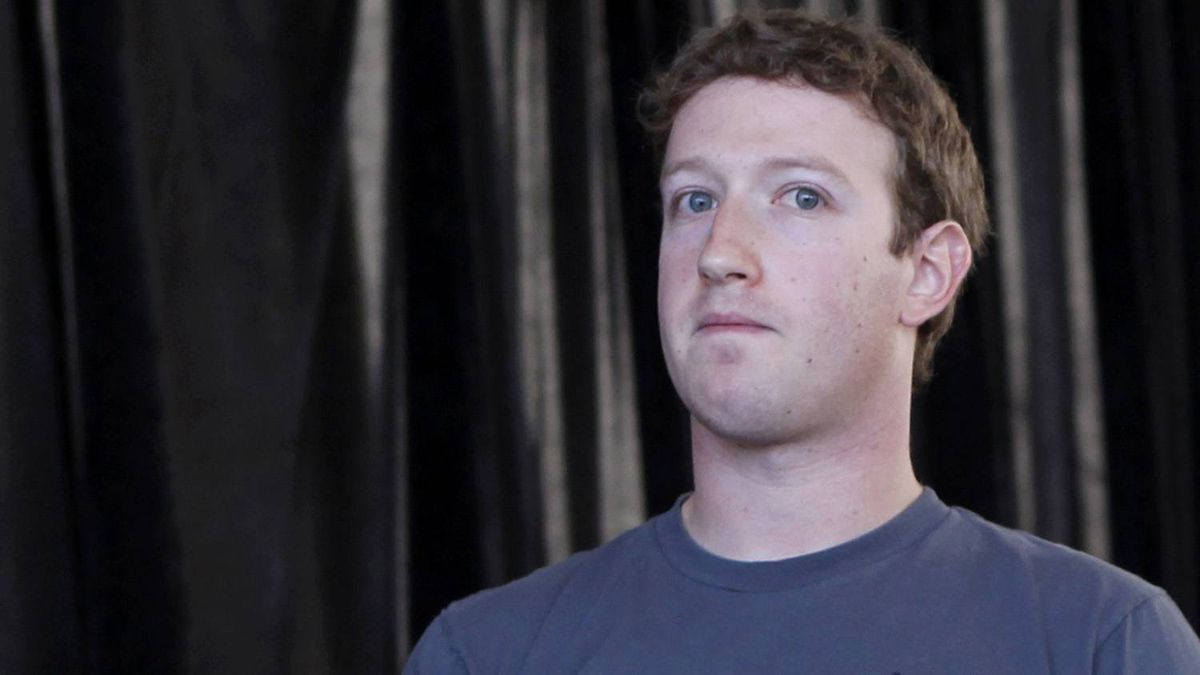 Facebook CEO Mark Zuckerberg listens to a question from the audience after unveiling a new messaging system during a news conference in San Francisco, California November 15, 2010.