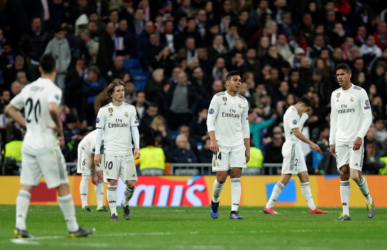 88936f7bff0 Real Madrid s problems run much deeper than the bench - The Globe ...