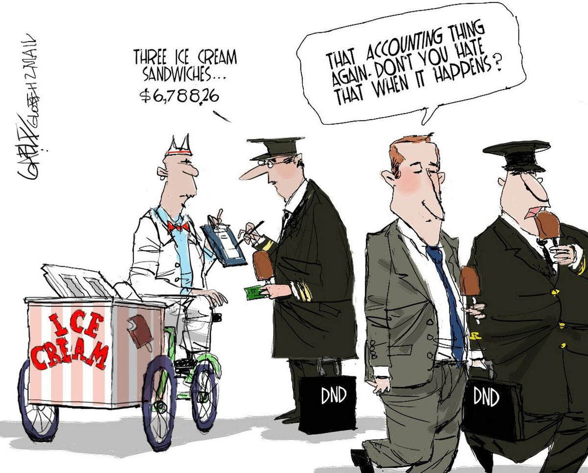 Brian Gable/The Globe and Mail