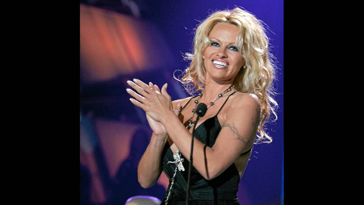 Pamela Anderson – and Halifax – hosted the 2006 Junos: intense courtships at the local level.