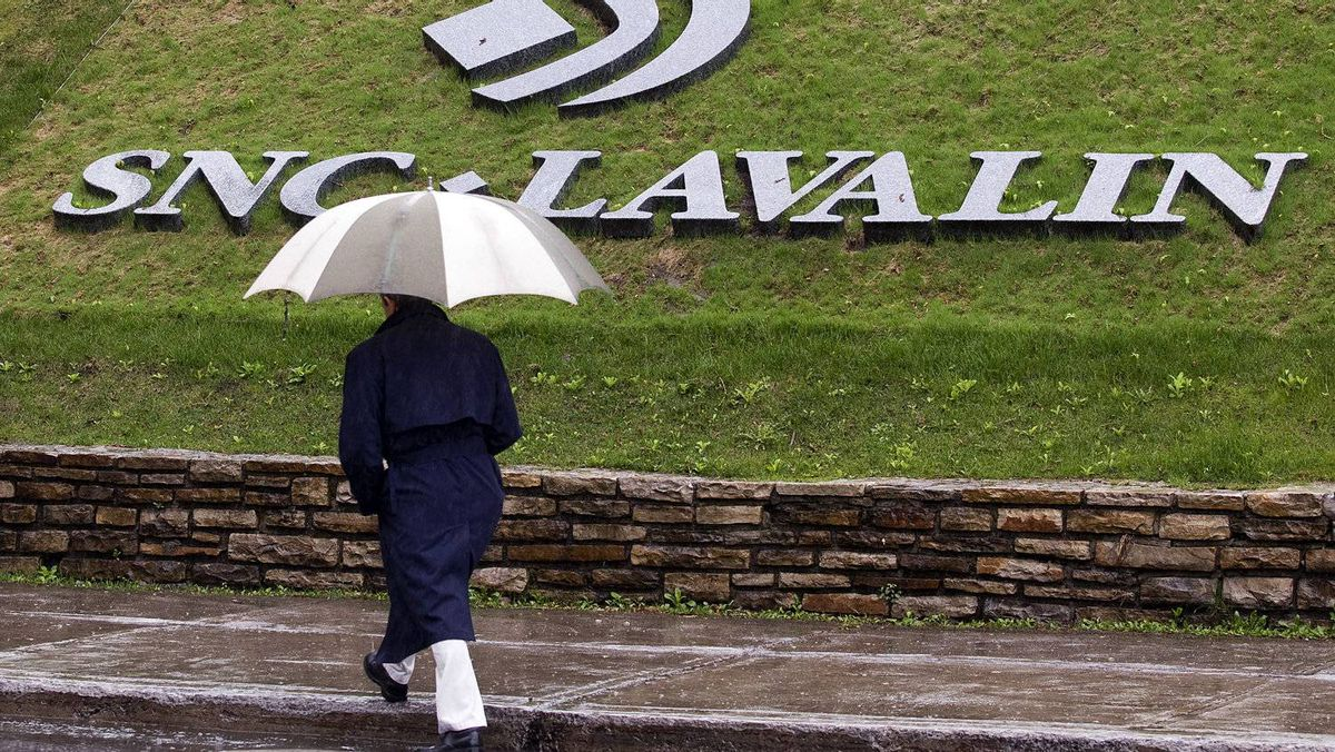 Shares of Montreal-based engineering company SNC-Lavalin are down 19 per cent since February, when it announced an internal investigation into $35-million in unexplained payments, apparently related to its operations in Libya.