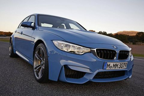 Review: 2015 BMW M3 a normal car capable of abnormal things