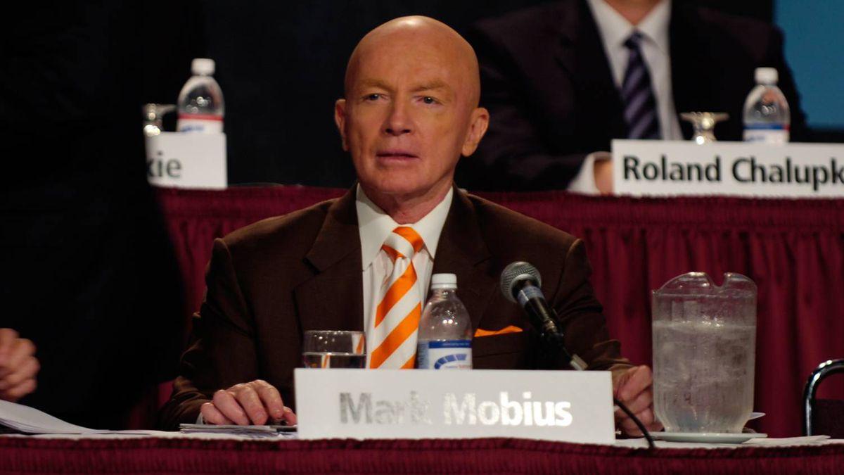 Mark Mobius, portfolio manager, Franklin Templeton