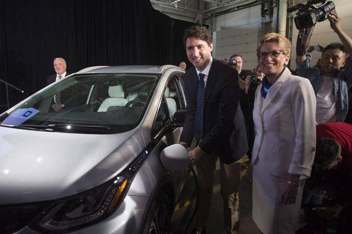 Ontario Trumps Quebec In Race For Wasteful Electric Car Subsidies