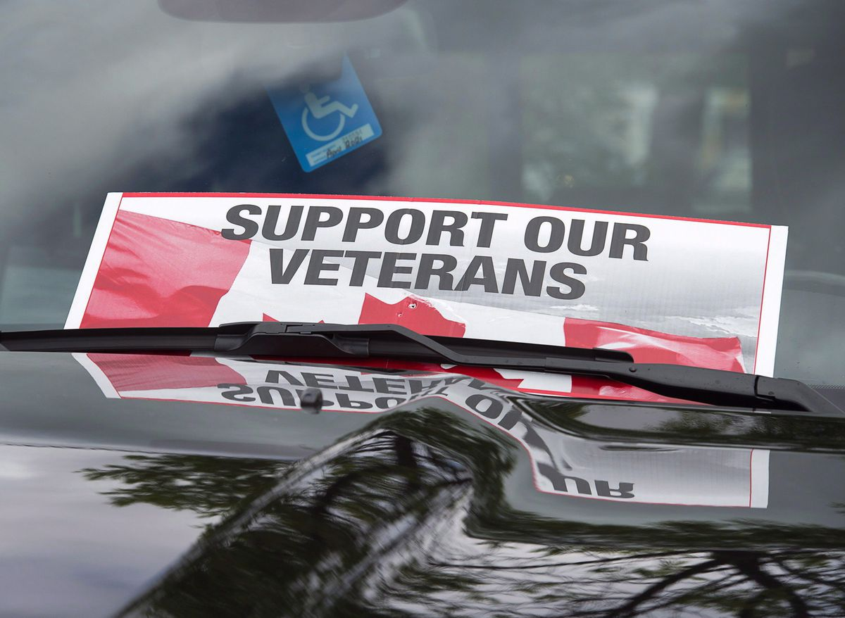 Veterans Affairs dealing with growing backlog of disability benefit applications