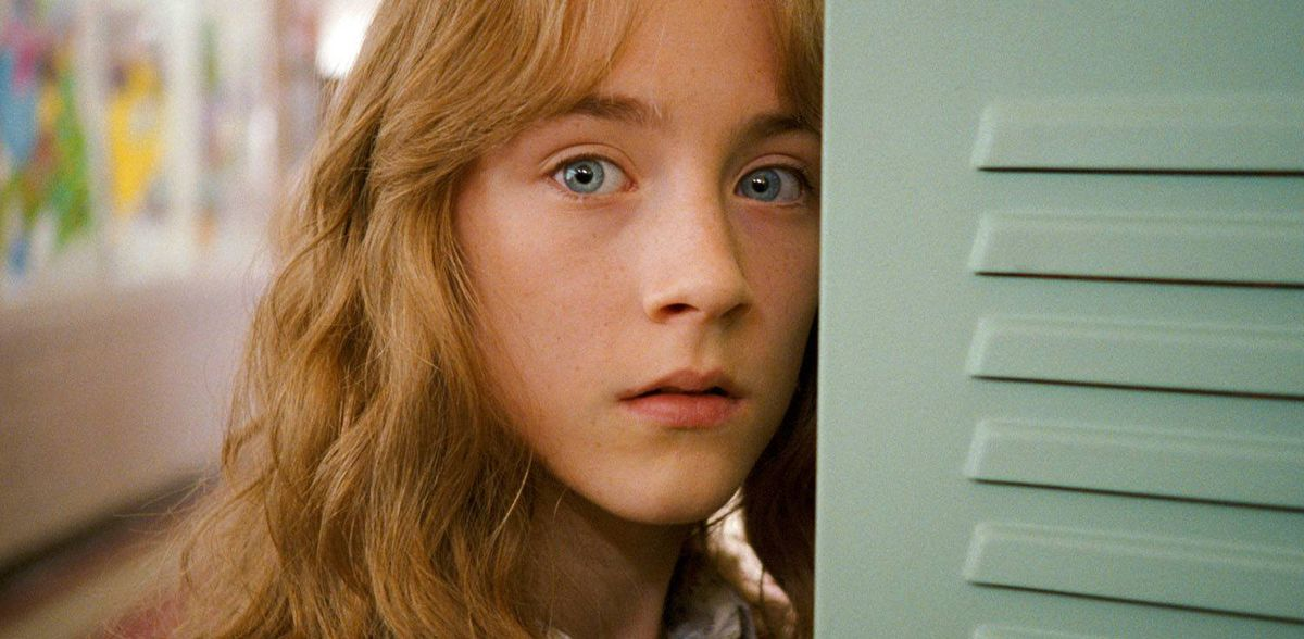 Oscar nominee Saoirse Ronan stars as Susie Salmon in The Lovely Bones.