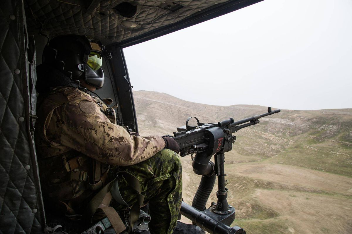 US Combat Camera