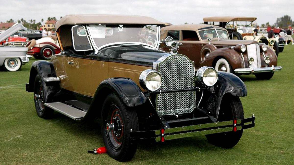 1927 Packard 426 Roadster