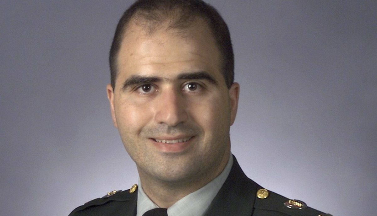 Awlaki is believed to have inspired Nidal Malik Hasan (pictured in 2003), a U.S. Army psychiatrist Nidal Malik Hasan who is accused in the Fort Hood shootings and was charged with 13 counts of premeditated murder.