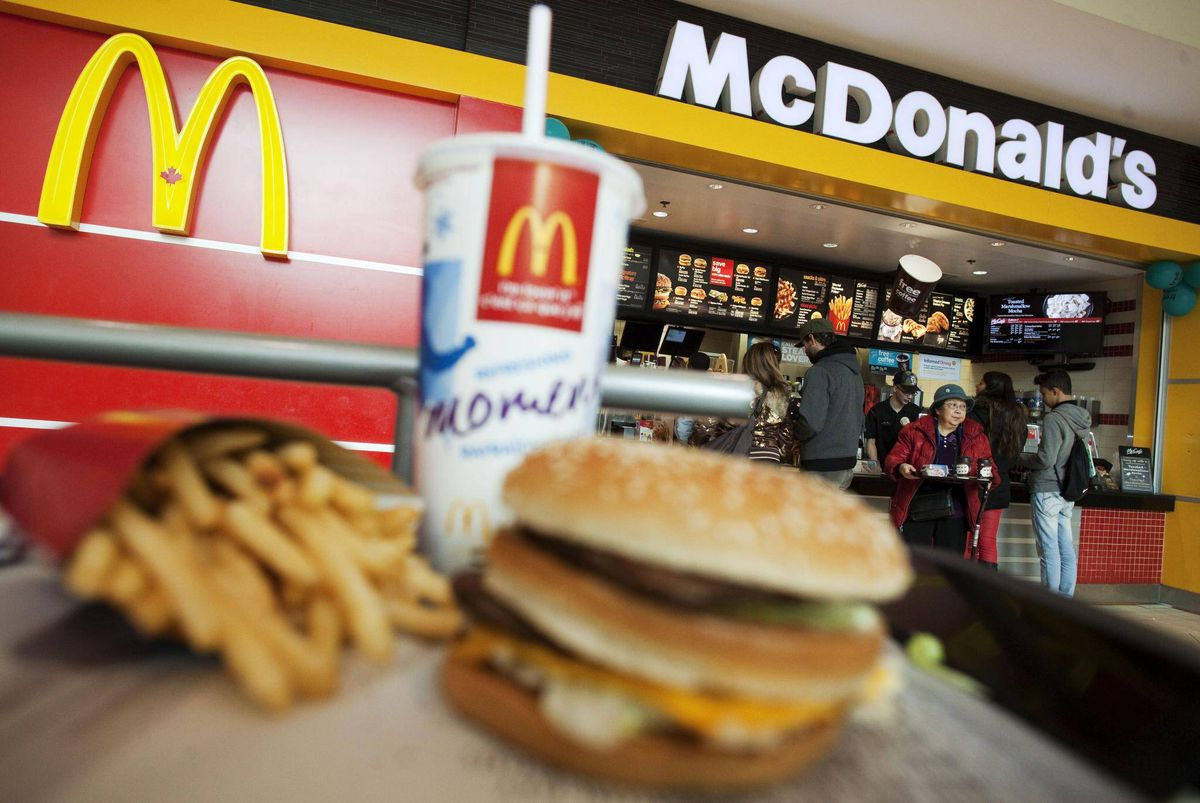 McDonald's New Nut Policy Draws Swift Backlash