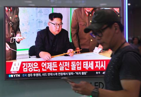 Confrontation with North Korea not imminent