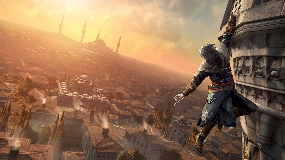 The story of roguish, Renaissance-era assassin Ezio Auditore comes to a satisfying close in an adventure that sees our hero searching a staggeringly beautiful 16th-century Constantinople