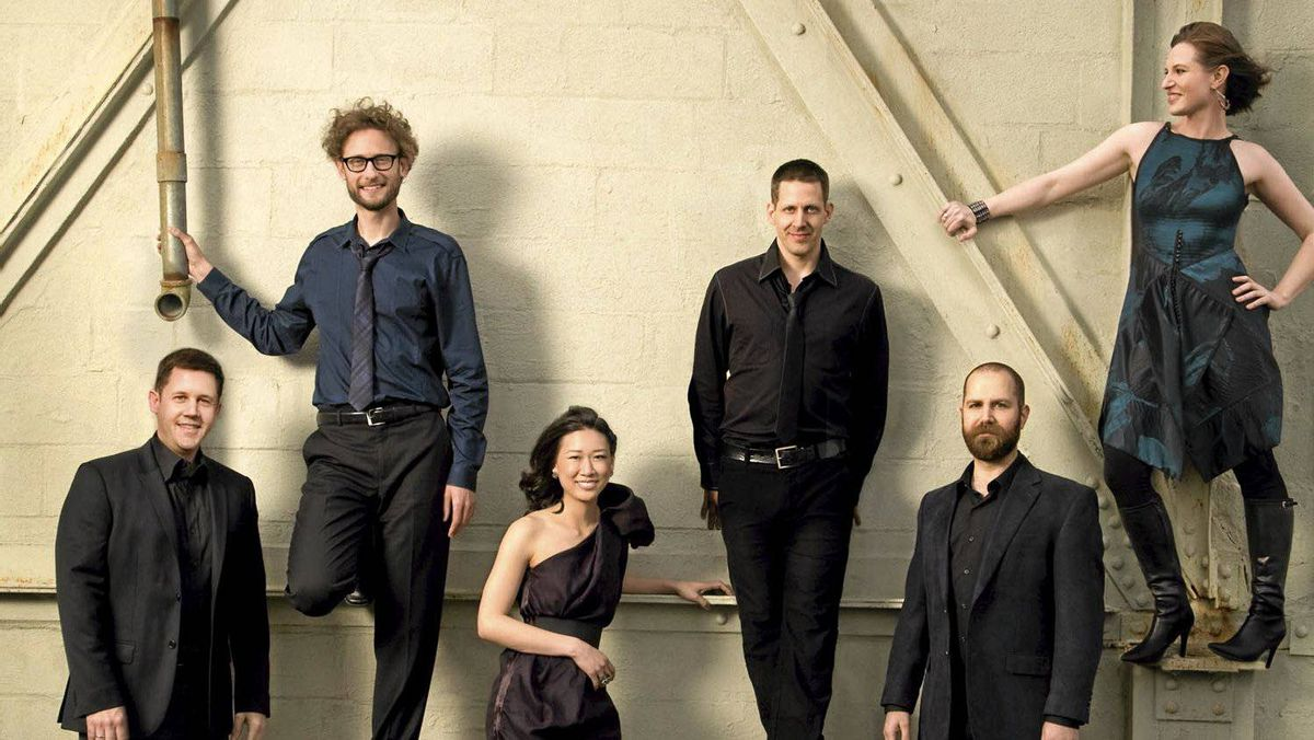 eighth blackbird lives dangerously. The Chicago-based, Grammy Award-winning sextet combines the finesse of a string quartet with the energy of a rock band and the riskiness of a storefront theater company.