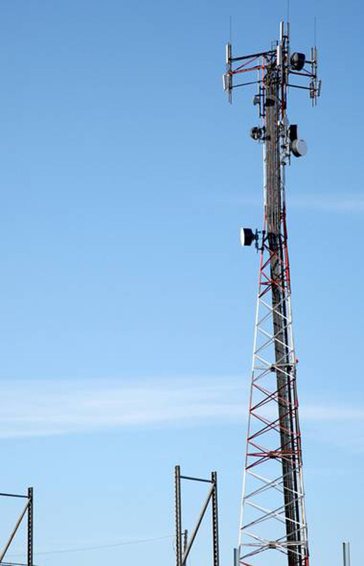 Wireless Internet signals from cellular towers are a cheaper solution than wired networks and are widely available (for around $65 per month for 3 Mbps), but the signal can be blocked by hills, mountains and valleys, even trees.