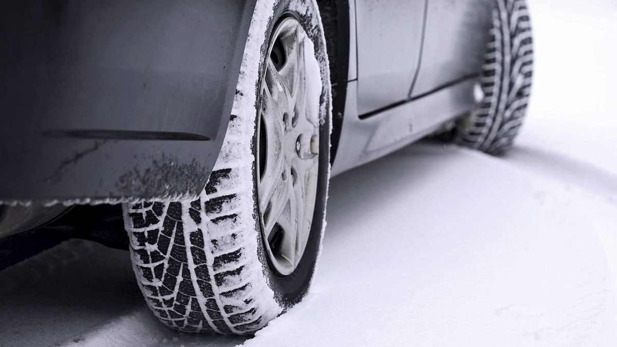File #: 11650488 Car tires in snow Winter tires. Credit: iStockphoto (Royalty-Free) Keywords: Tire, Winter, Car, Snow, Winter Tire, Cold, Close-up, Outdoors, Horizontal, Track, Nobody, Part Of Vehicle, Vehicle Door