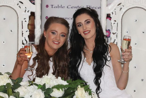Very first same-sex marriage in Northern Ireland to take place today