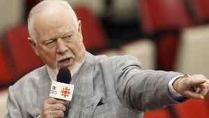 Canadian television sports personality Don Cherry has weighed in on Saturday's Stanley Cup rematch between Vancouver and Boston. REUTERS/Shaun Best