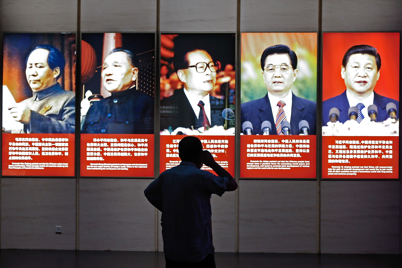 China has a succession problem
