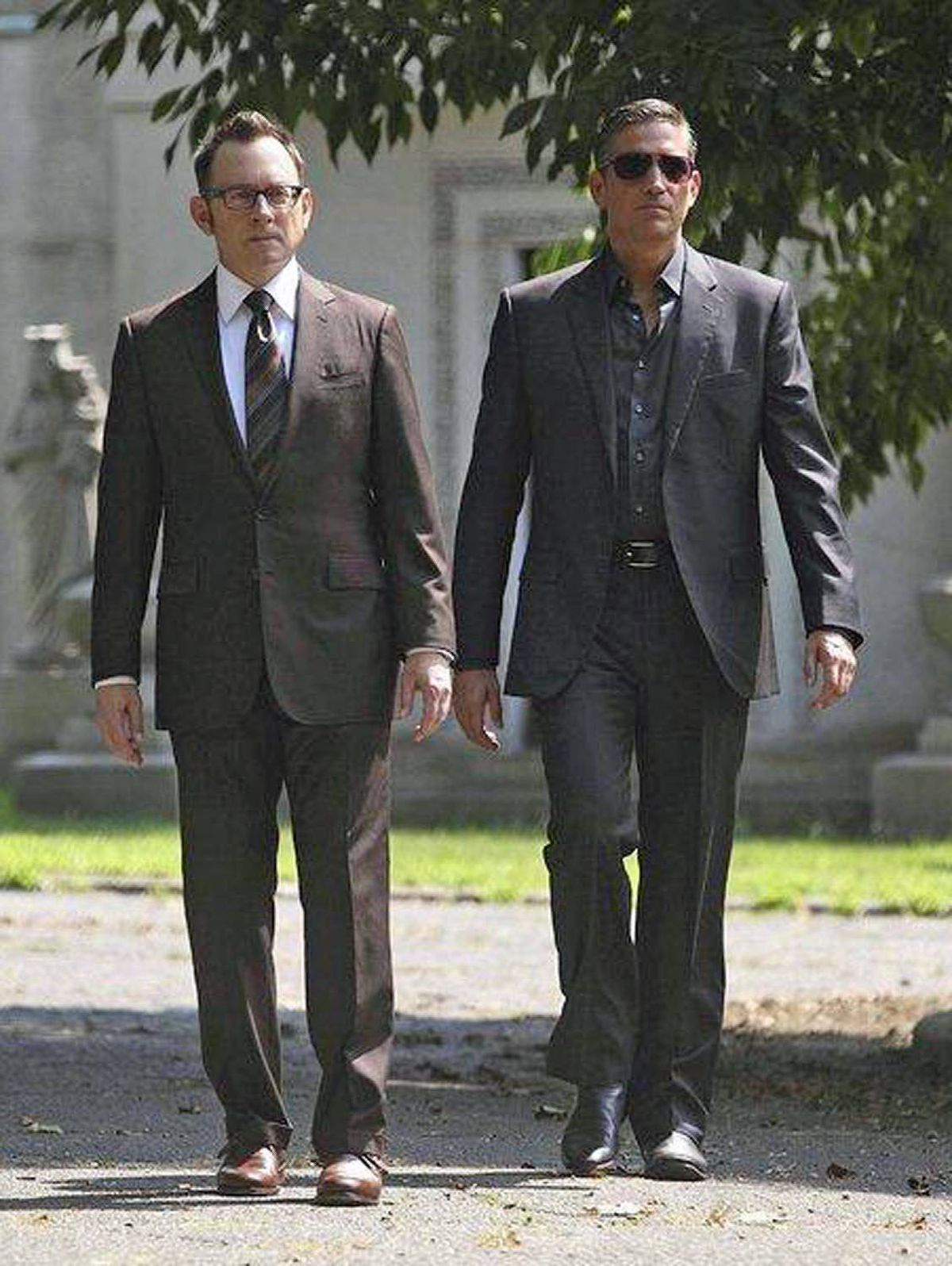 """DRAMA Person of Interest CBS, CITY-TV, 9 p.m. ET/PT Imagine if there really was a machine that could predict when someone is about to commit a violent crime. That's pretty much the premise behind this hit rookie drama starring former Lost regular Michael Emerson as Finch, creator of the computer program known as """"The Machine,"""" and Jim Caviezel as Reese, the former CIA agent he hires to take care of the crime before it occurs. In tonight's show, the pair focus on a teenager whose brother was just murdered. The rapper known as Astro, who made it to the final rounds of The X Factor last fall, makes his acting debut as the person of interest."""