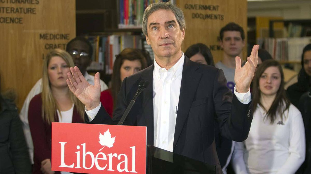 """Liberal leader Michael Ignatieff spent the morning Tuesday courting college-minded voters in the suburbs of Toronto. Speaking in Oakville and Mississaugua, he announced a $1-billion education program aimed at helping high-school students, especially those from low-income families, pay for college or university. """"This is at the heart of the Liberal vision,"""" Mr. Ignatieff said at Sheridan College in Oakville. """"We can do this because we aren't going to give the corporations a tax break."""" The Liberal Party subsequently had to scramble when it was pointed out that the proposed program would give some students in Quebec twice as much money as their tuition, thereby allowing them to turn a profit. The Liberal leader later headed to British Columbia to campaign there."""