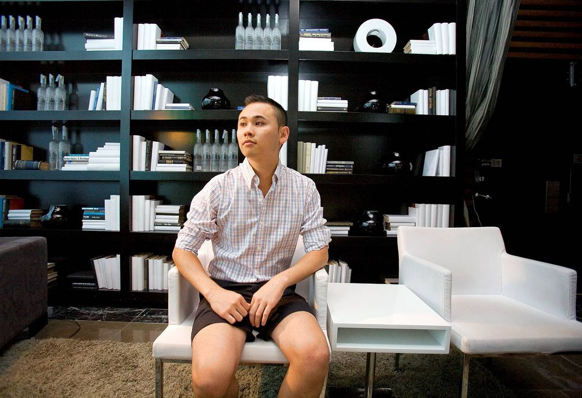 Jeremiah Ing is hoping to make a profit when he eventually sells the condo his parents helped him buy when he was a student. Now, he says, units in the downtown Toronto building 'are selling for thirty or forty thousand more.'